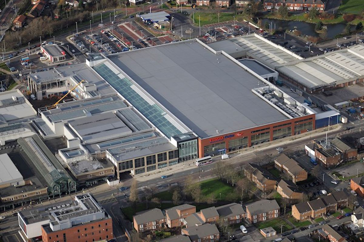 Did you know the UK's biggest Tesco is in Walkden?, The Manc