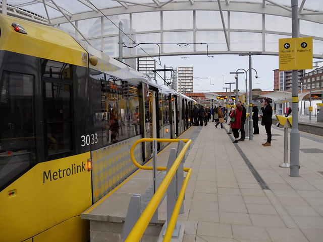 Greater Manchester receives £16m from northern transport fund, The Manc
