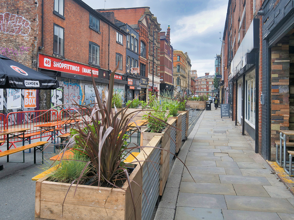 TNQ and Liam Fray are opening a new 'all-day drinks and dining venue' in Northern Quarter, The Manc
