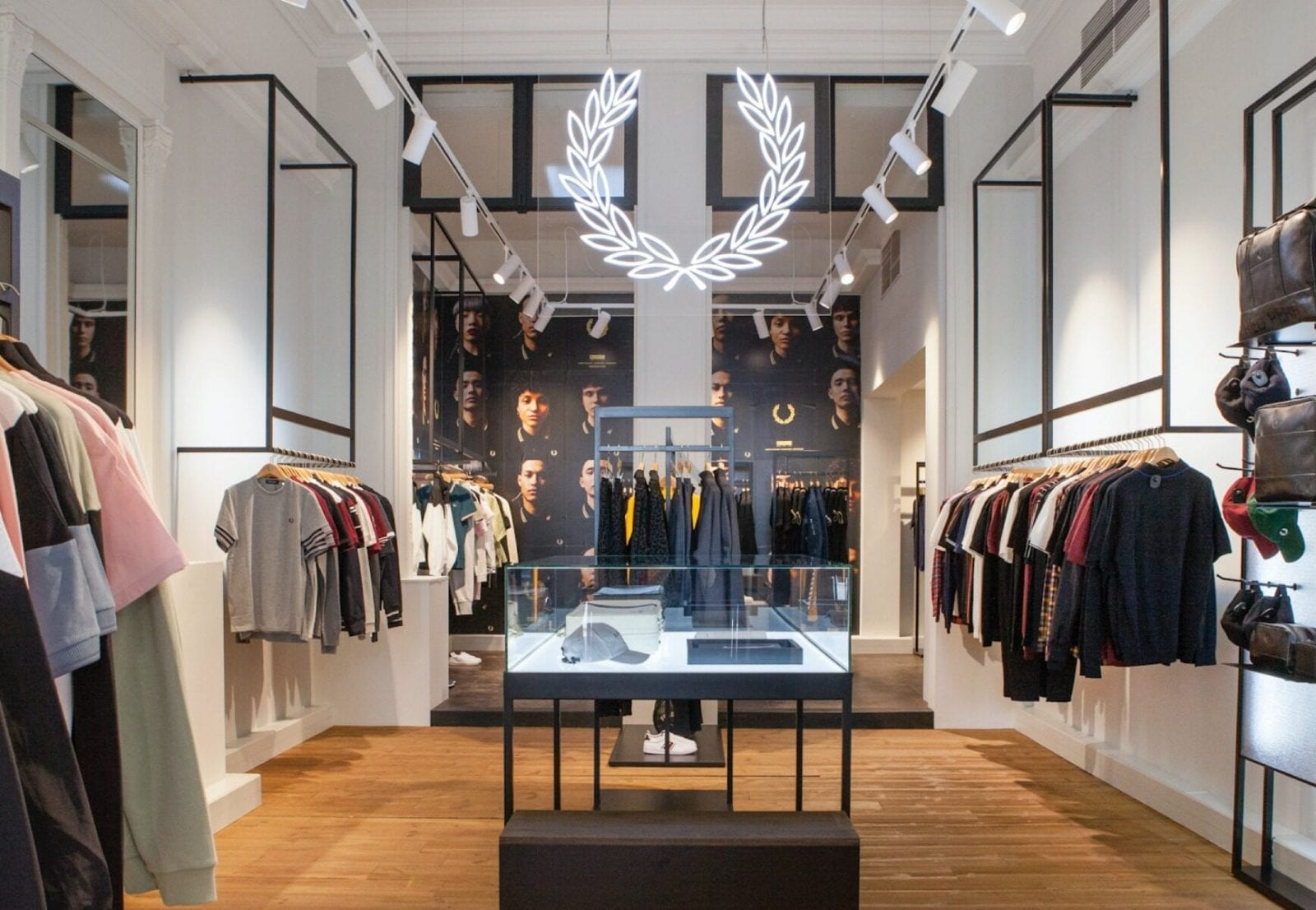 Fred Perry is opening up its new Manchester flagship store in Afflecks, The Manc