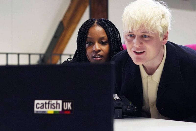 The first series of Catfish UK is coming to our screens next month, The Manc