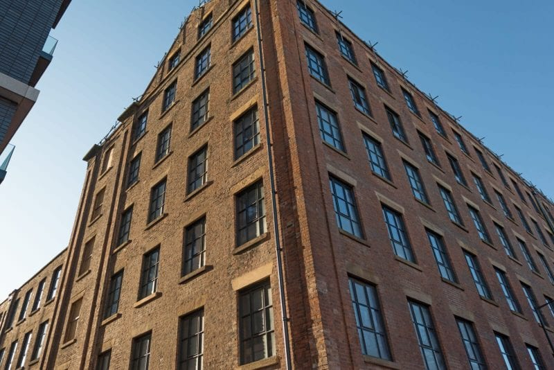 First look inside Capital & Centric's new Crusader Mill development, The Manc