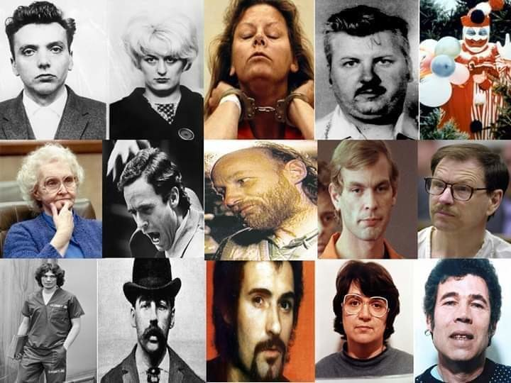 There's still time to grab tickets for the 'Psychology of Serial Killers' talk in Manchester, The Manc