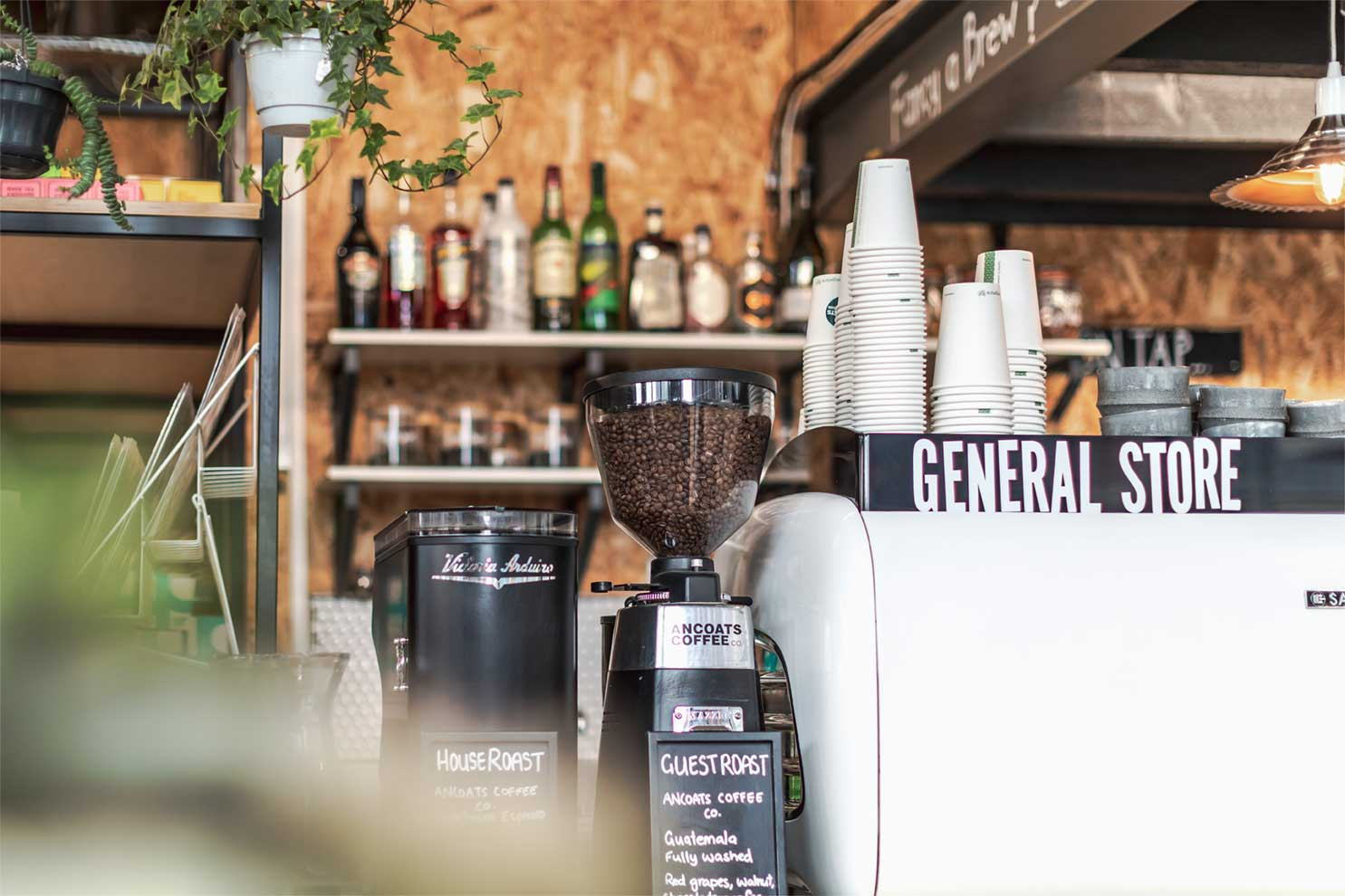 A 'General Store' is opening up at Manchester's newest canalside neighbourhood KAMPUS, The Manc