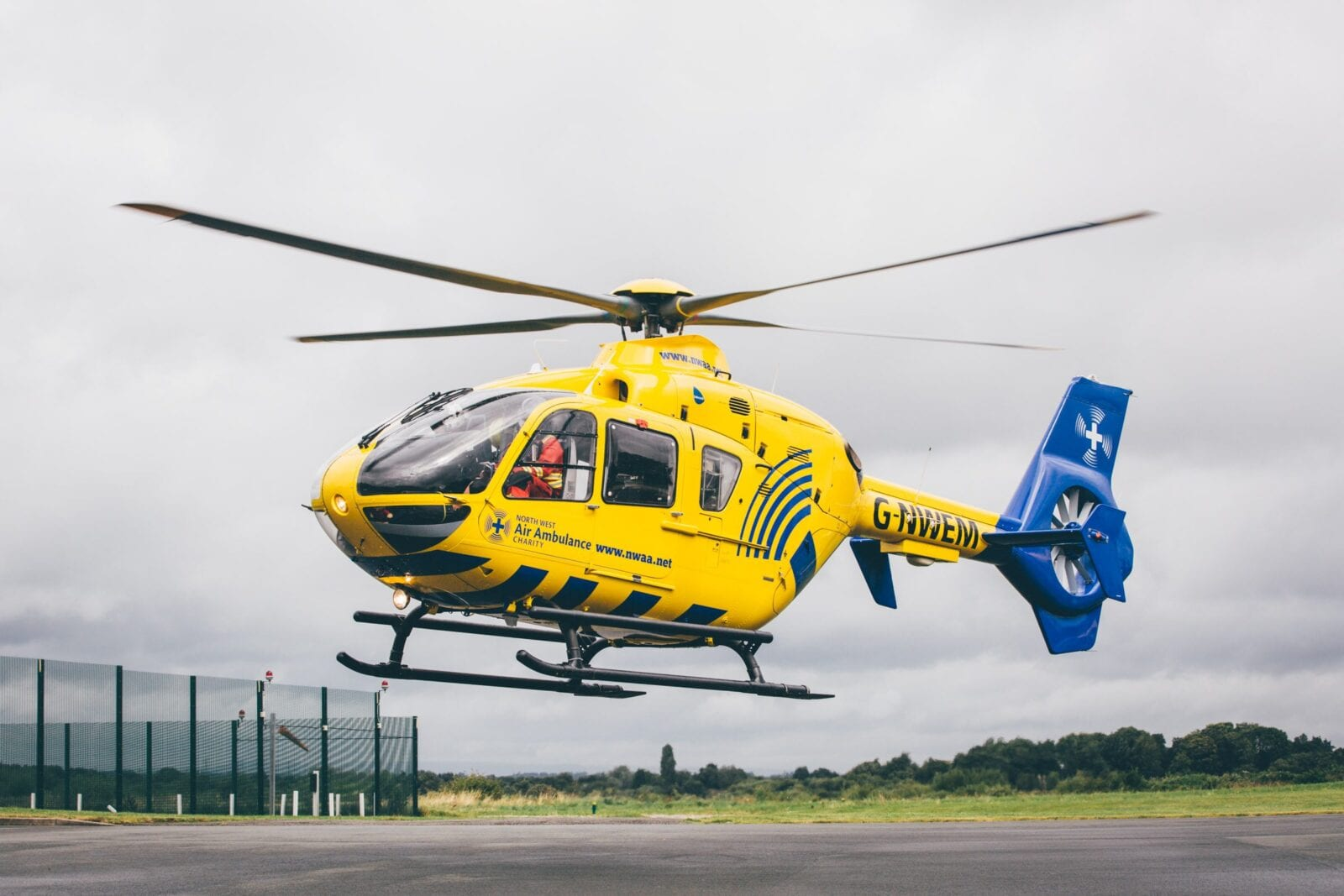 North West Air Ambulance launches urgent funding appeal following dramatic revenue drop, The Manc