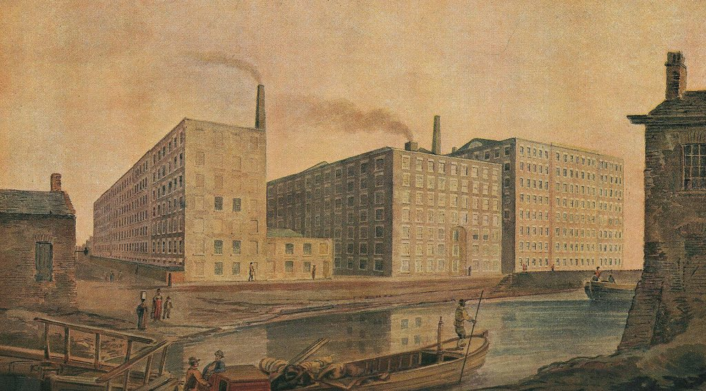 The Blanket March: How thousands of Manchester weavers fought for the textile industry, The Manc