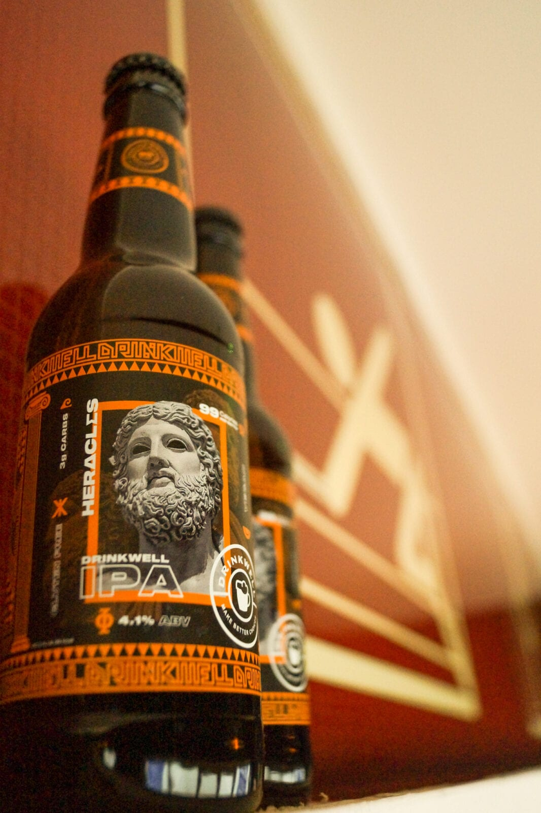 Beer of the Gods: Manchester brand launches game-changing low calorie IPAs, The Manc