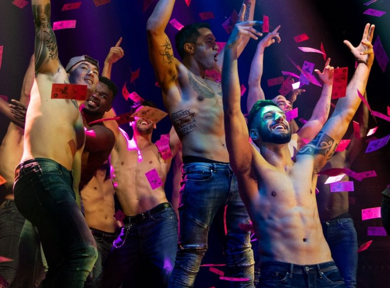 The Magic Mike Live Arena Tour is coming to Manchester next year, The Manc