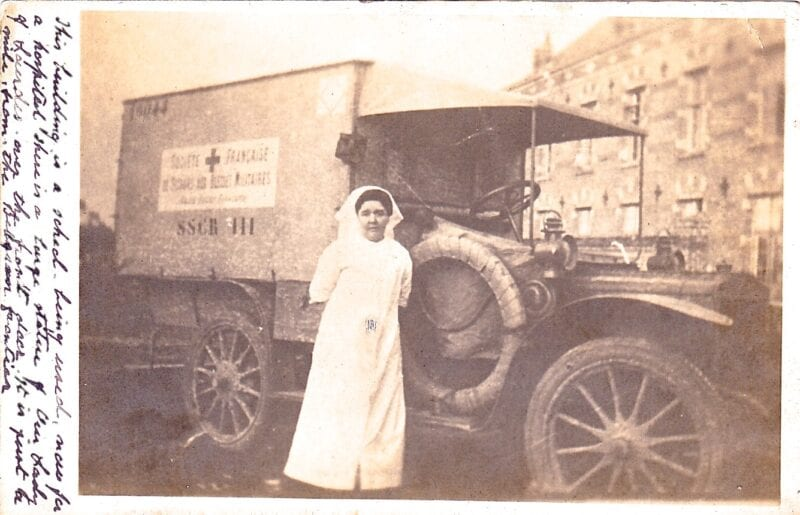 The Oldham nurse who braved occupied Brussels to help wounded WWI soldiers, The Manc