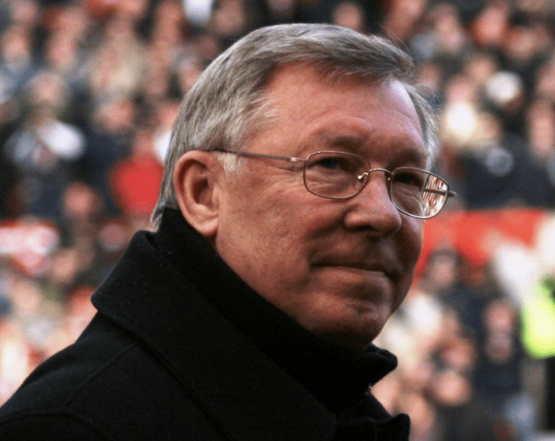 Sir Alex Ferguson partners with Greater Manchester Mayor to launch suicide prevention campaign, The Manc