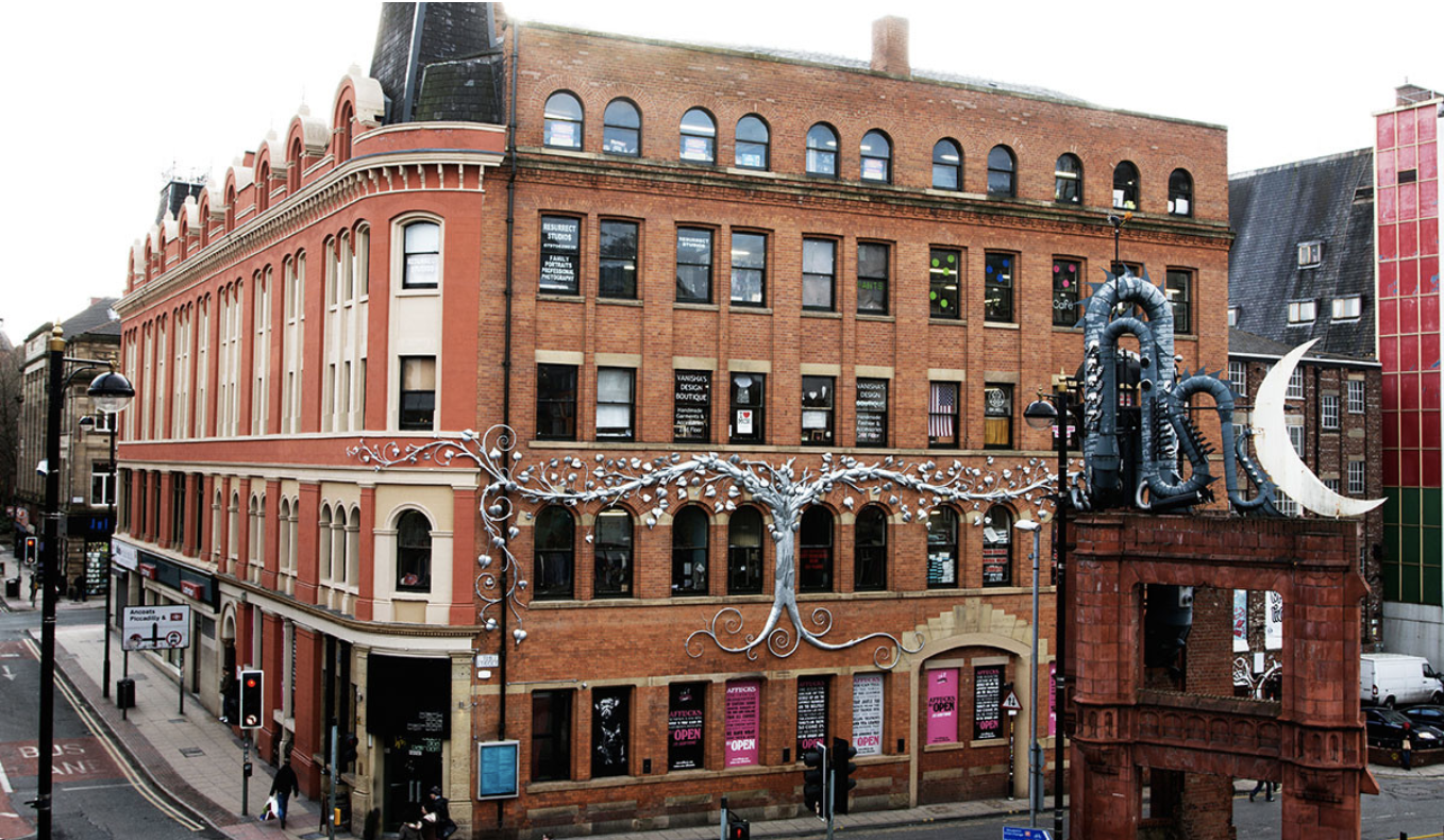 Manchester's independent retail emporium Afflecks is all ready to reopen on Monday, The Manc