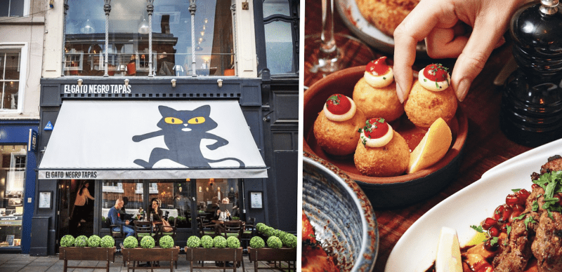 El Gato Negro launches 'Tapas on the Terrace' from April 12, The Manc