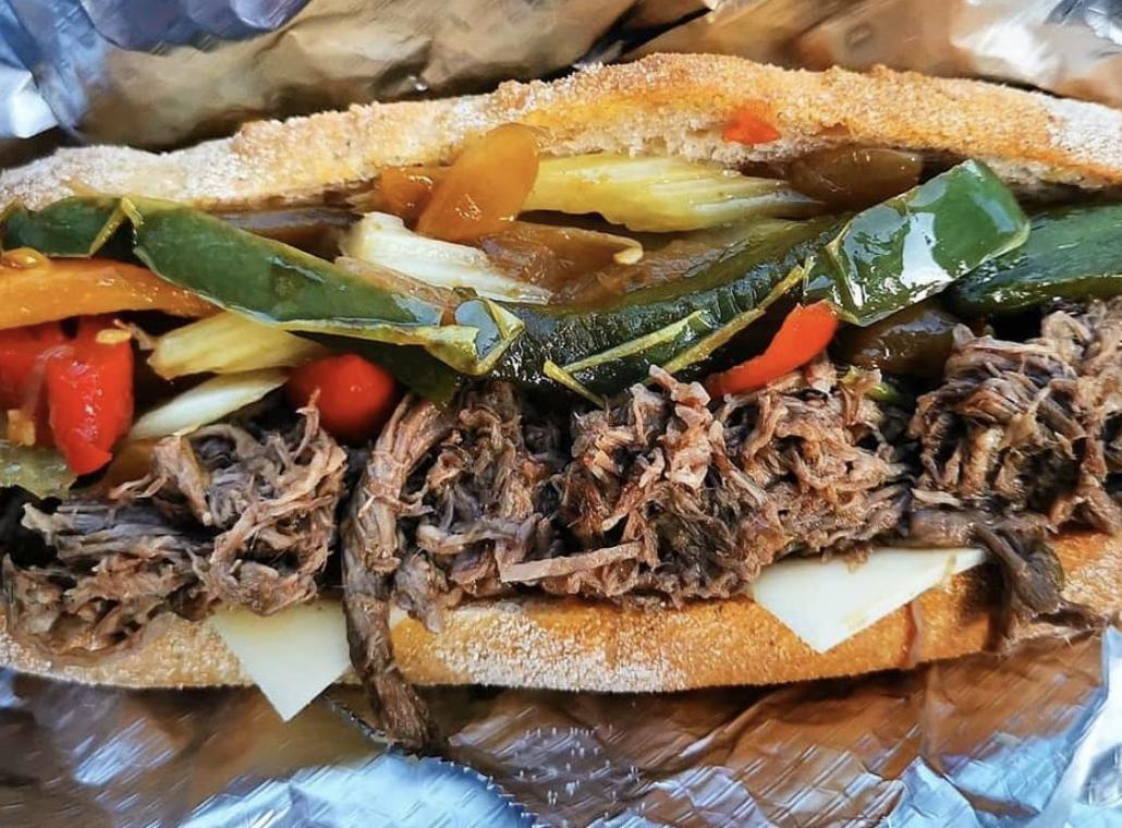 Bada Bing: The Sopranos-themed sandwich deli in Manchester city centre, The Manc