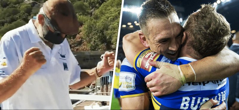 Oldham heroes Kevin Sinfield and Frank Rothwell given 'Freedom of the Borough', The Manc