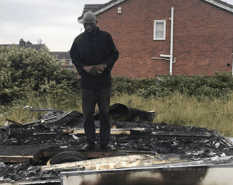 Council responds after food truck arson victim has trading application rejected, The Manc