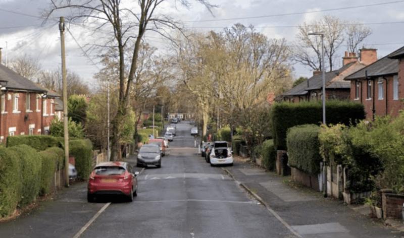 Police looking for burglar targeting the elderly in Bury, The Manc