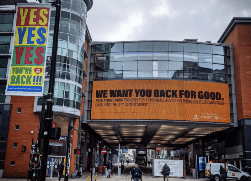 UnitedCity launches free 'Back to Work' helpline to get workplaces COVID-secure, The Manc