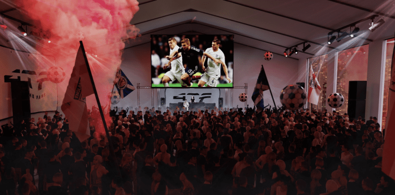 A massive 'football fan park' is coming to Manchester for the Euros this summer, The Manc