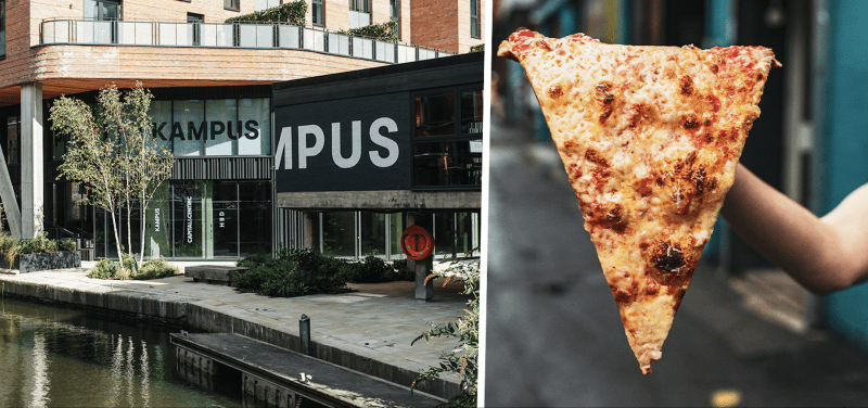 Common & Co first to sign up at new Kampus garden neighbourhood, The Manc