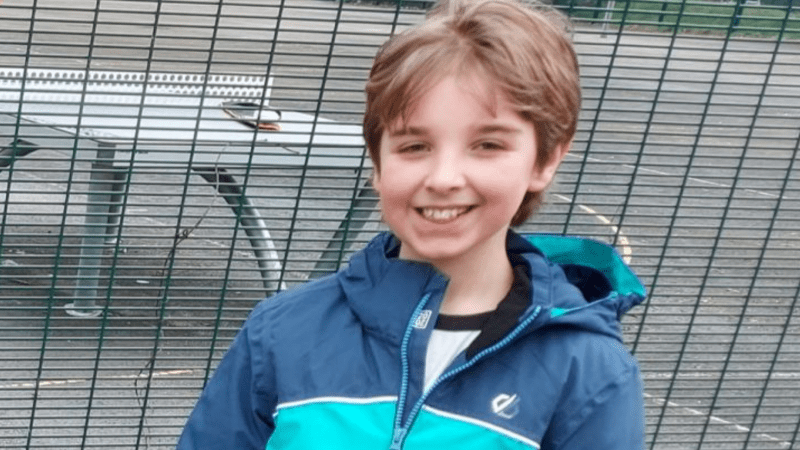 Denton 10-year-old raises over £2,000 for a local foodbank through 'fitness challenge', The Manc