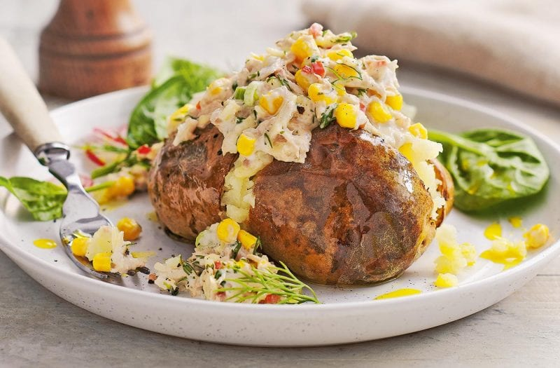 Americans have just discovered jacket potatoes and they aren't too keen, The Manc