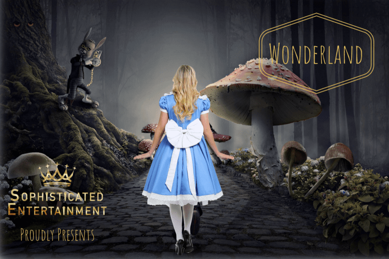 An immersive Alice in Wonderland experience is coming to Manchester, The Manc
