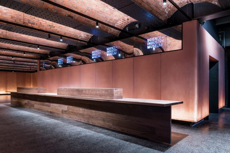New £5m special exhibitions gallery unveiled at Science & Industry Museum, The Manc