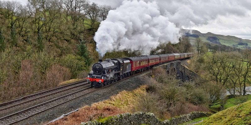 You can ride the 'Hogwarts Express' through the North West this summer, The Manc