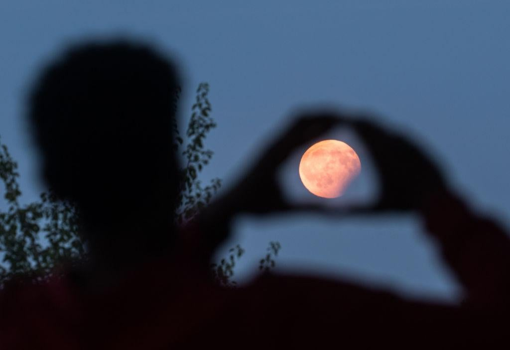 The March 'Full Super Worm Moon' will peak this weekend – here's how to see it, The Manc