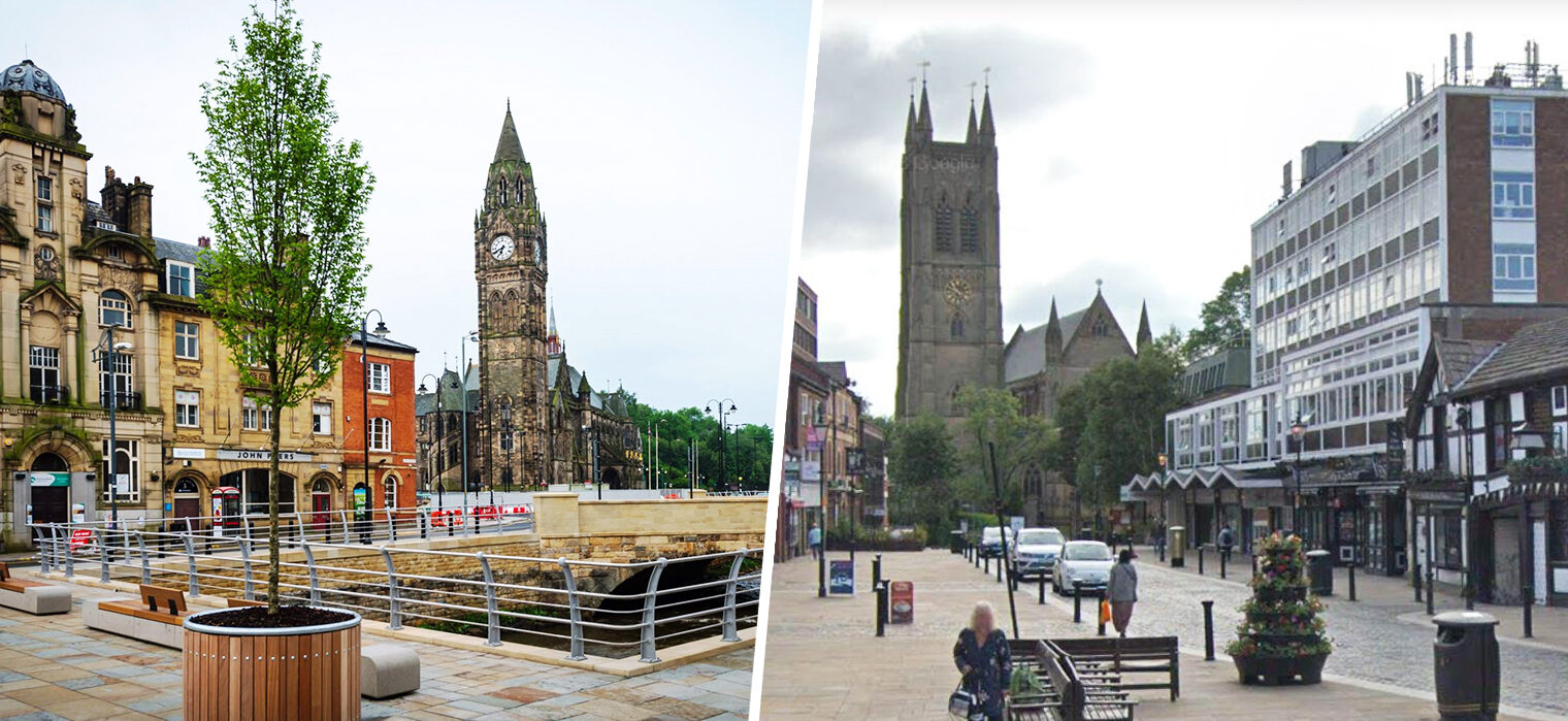 The three Greater Manchester towns that will receive millions from Rishi Sunak's 'Towns Fund', The Manc