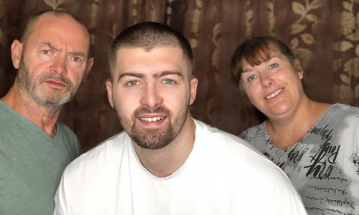 Tom Malone Jr explains how they watch shows on Gogglebox and why he quit the show, The Manc