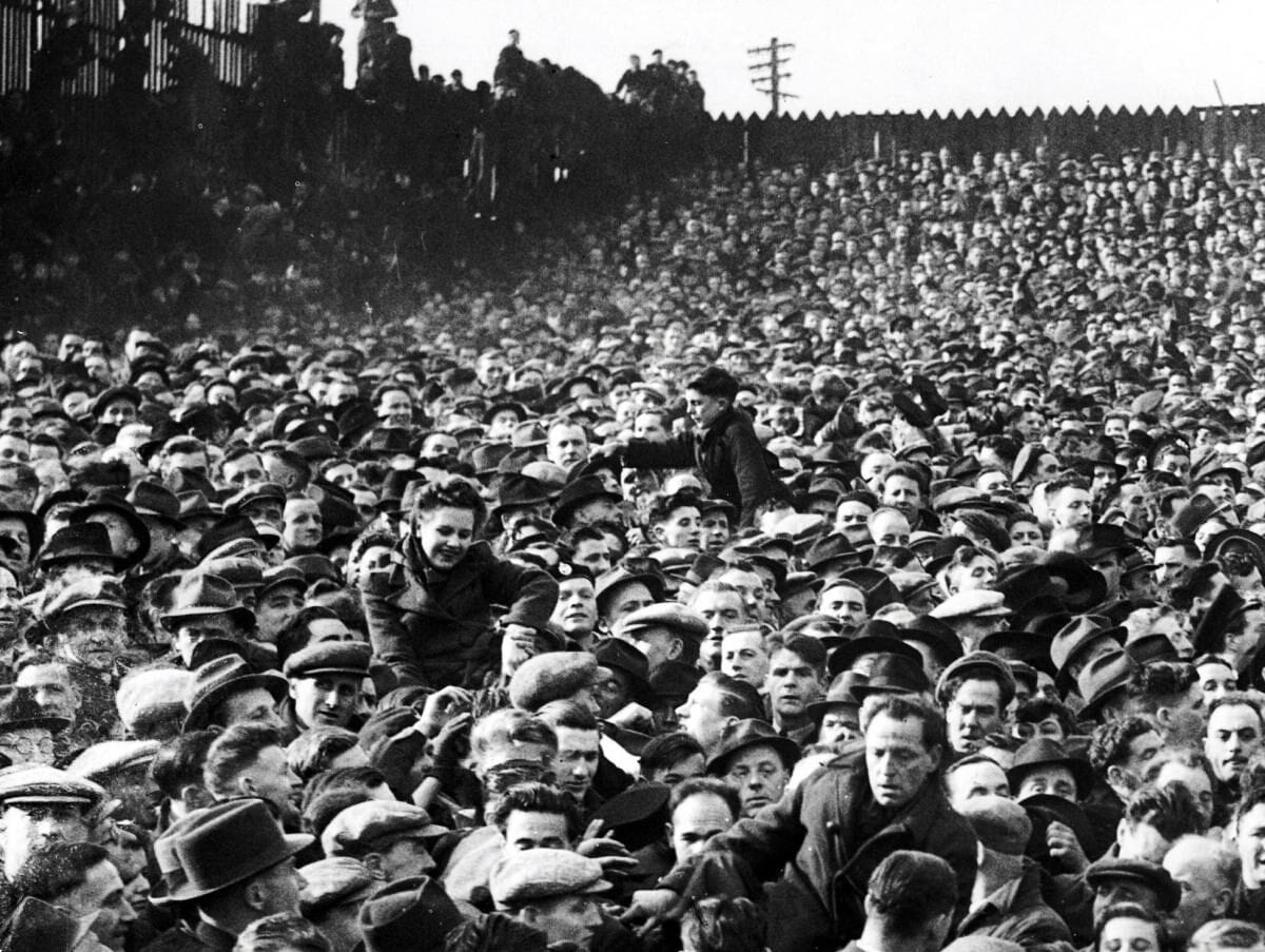 'Never forgotten': Remembering the Burnden Park disaster 75 years on, The Manc