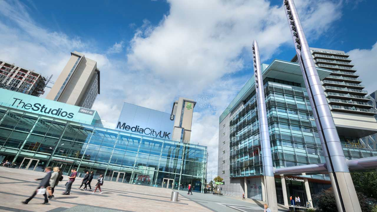 The BBC is to favour Salford over London in huge plans for the future, The Manc