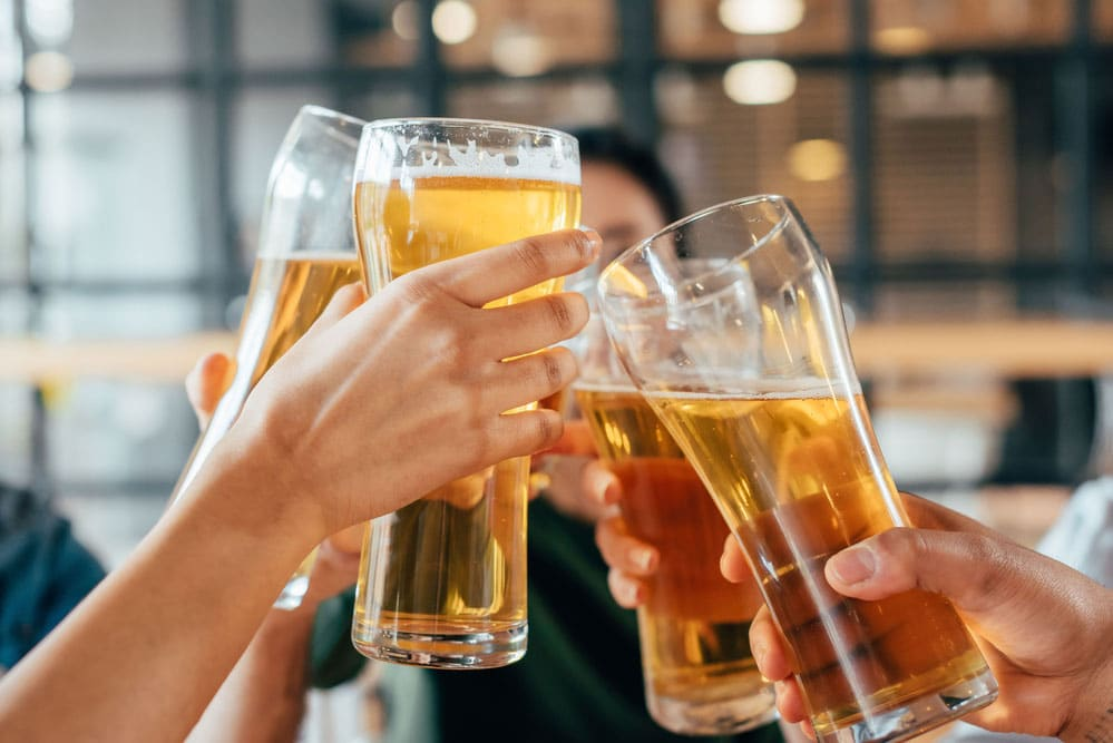 Everyone needs to drink 124 pints or 122 glasses of wine to save their local, The Manc