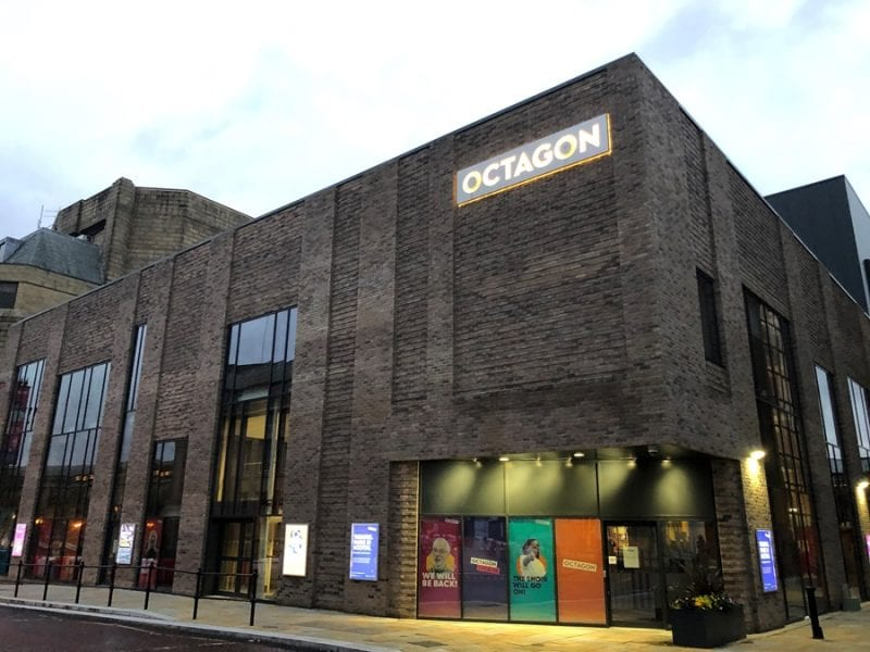 First look images reveal the £12 million transformation of Bolton's Octagon Theatre, The Manc