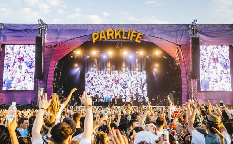 Win two VIP tickets to Parklife Festival with luxury loos and backdoor access, The Manc