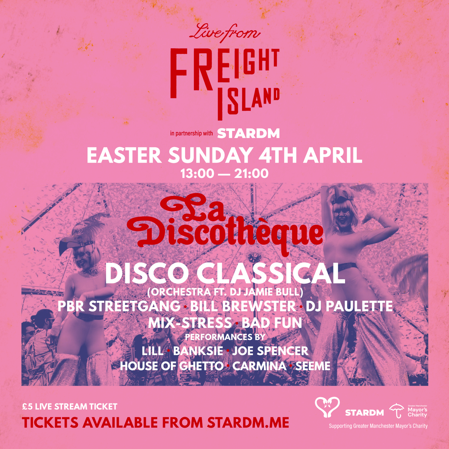 La Discotheque to host interactive disco party on Easter Sunday, The Manc