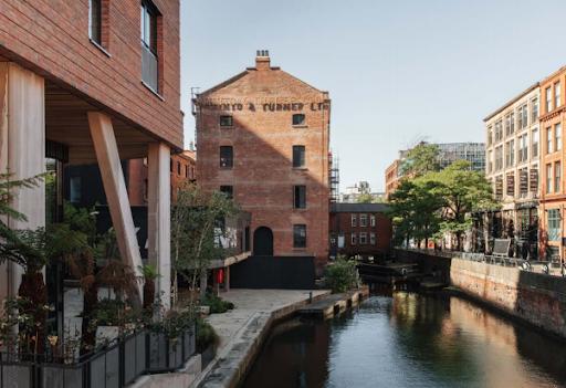 First look at £250m waterside garden neighbourhood KAMPUS, The Manc