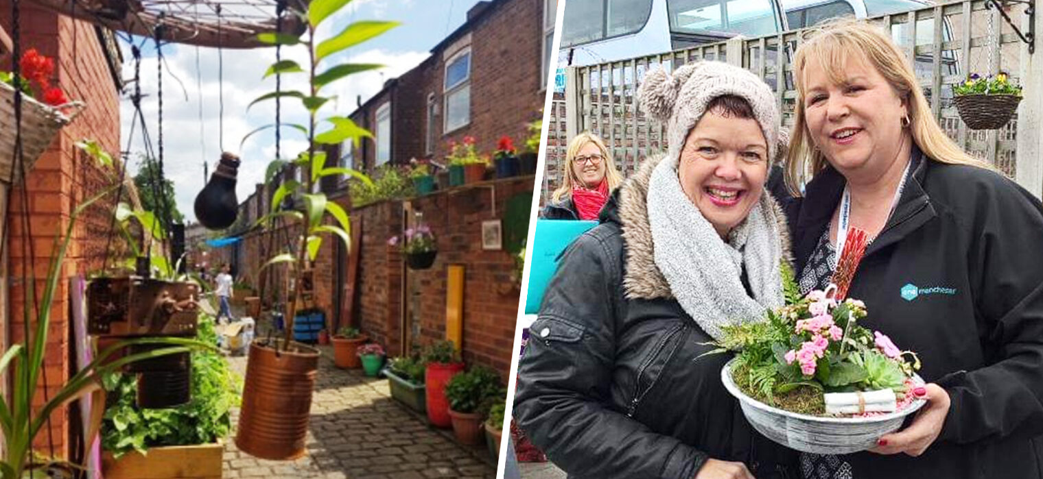 We Love MCR Charity is re-launching its successful community grants scheme, The Manc