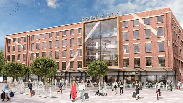 Latest plans could see the iconic Botany Bay turned into an 'industrial and commercial' space, The Manc