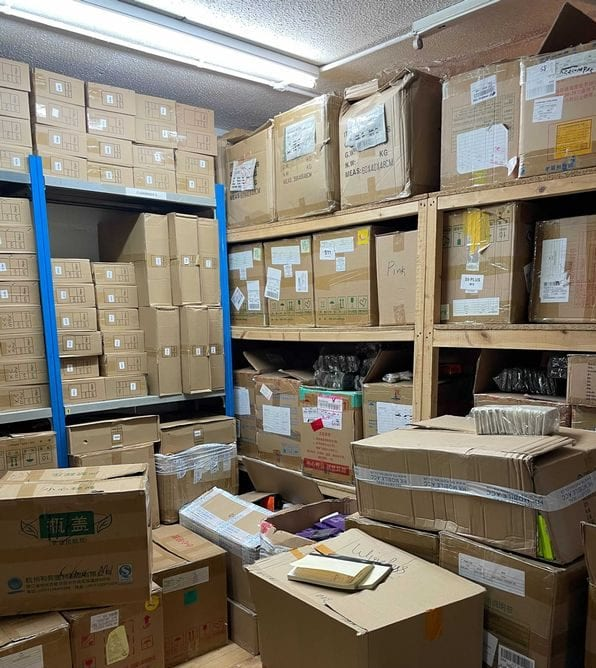 £15 million worth of counterfeit designer goods have been seized by police in Cheetham Hill, The Manc
