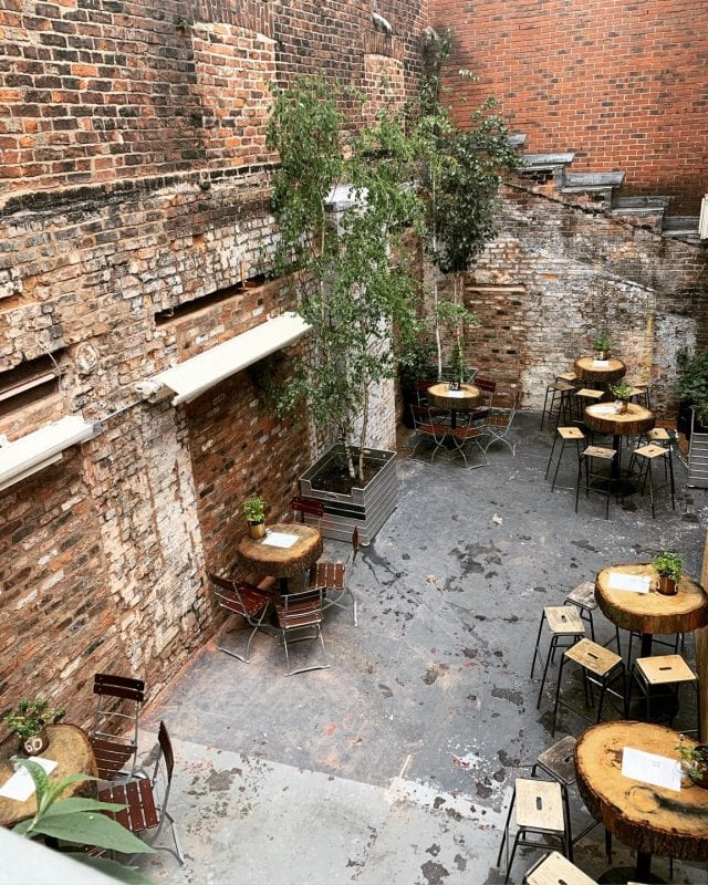 The best beer gardens in the UK have been named – and six are in Greater Manchester, The Manc