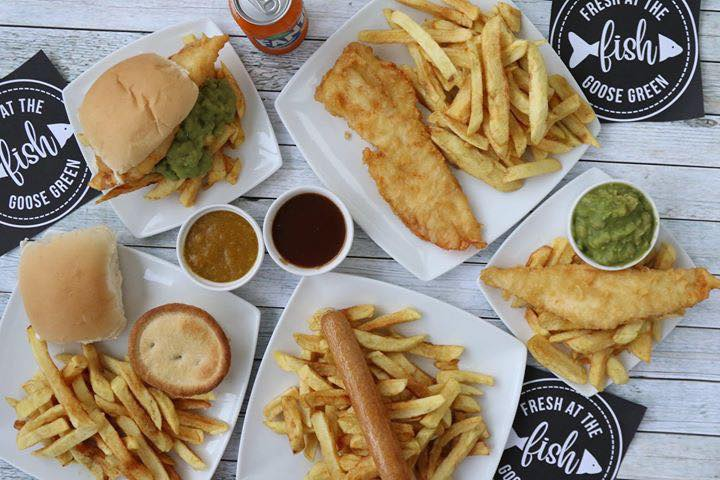 Four chippies in Greater Manchester have been named among the best in UK, The Manc