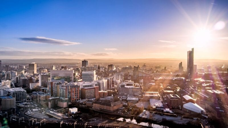 Manchester has been voted the best UK city to visit this summer, The Manc