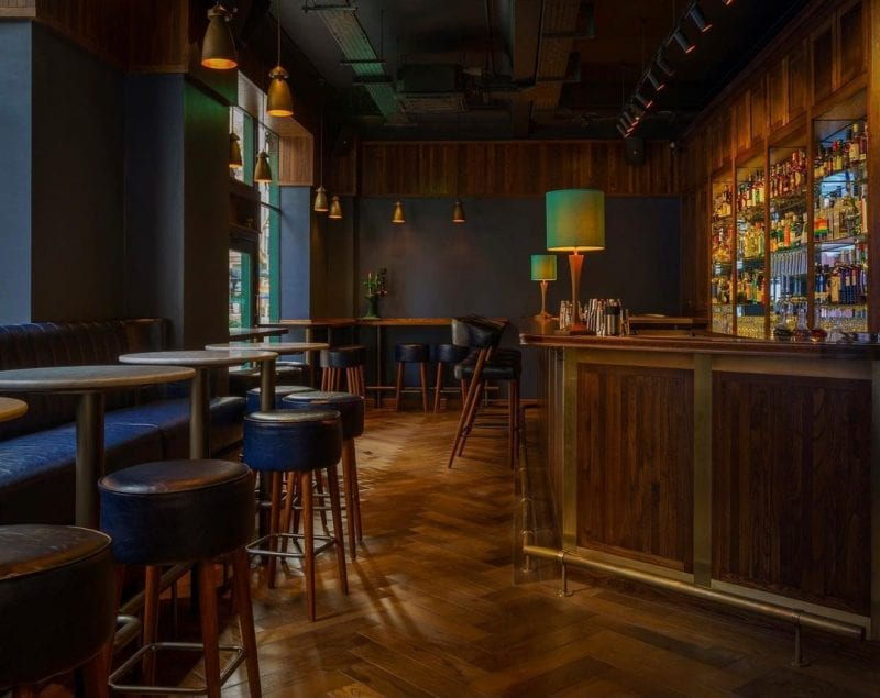 There's a new bar and terrace opening in Manchester by an award-winning drinks duo, The Manc
