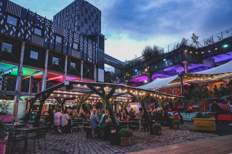 Manchester Jazz Festival is coming to Escape to Freight Island for three days of music this summer, The Manc