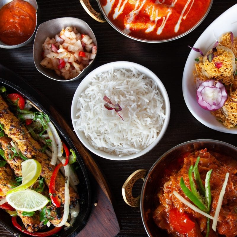 Top restaurants in Manchester to host outdoor curry club, The Manc