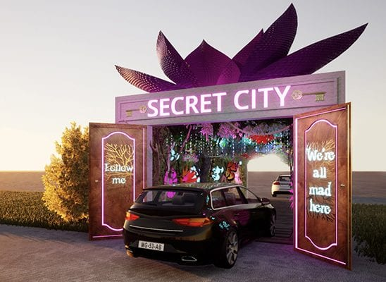 There's some cinema classics on the bill as immersive drive-in entertainment returns to Manchester next week, The Manc
