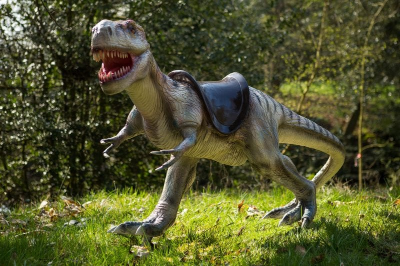 Tickets now on sale for Dino Kingdom taking over Wythenshawe Park this summer, The Manc