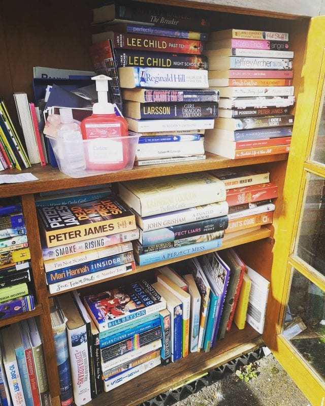 South Manchester's Little Libraries: How a Burnage book stand has blossomed into a literary trail, The Manc